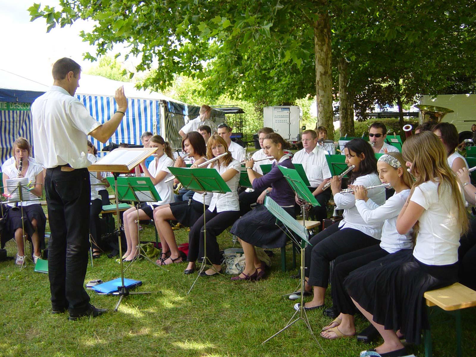 Concert de la musique municipale d'Ingwiller