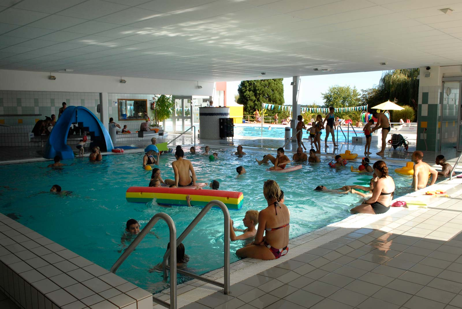 Swimming Pool Summer/winter   Les Aqualies