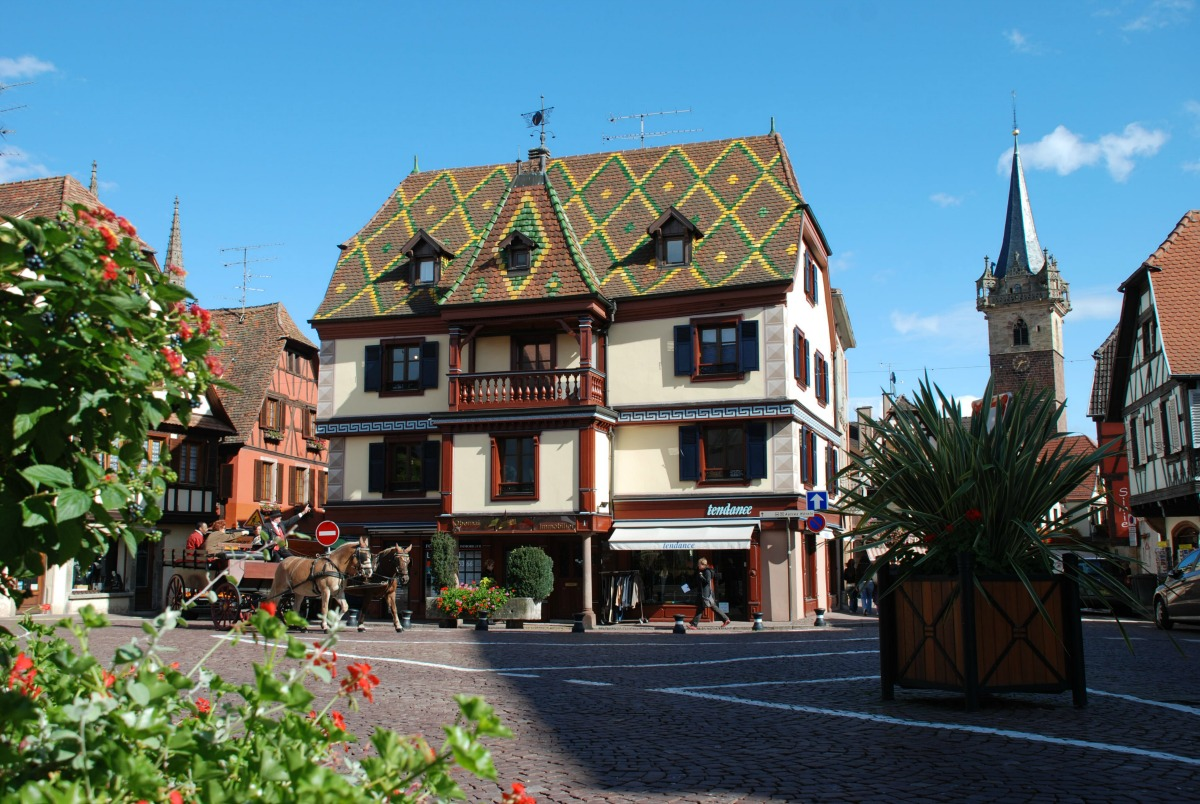 office de tourisme obernai