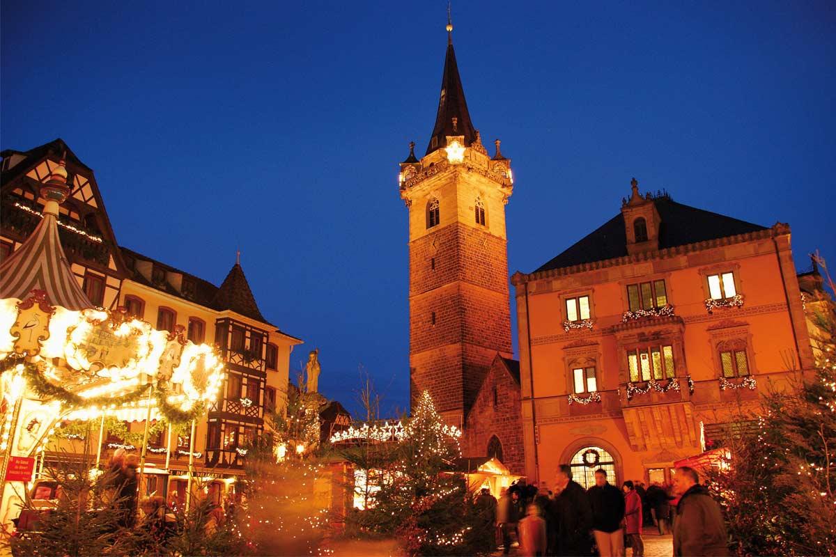 Chasse aux trésors de Noël : Obernai la savoureuse
