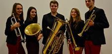 Festival des Cuivres-Melting Brass Quintet