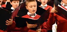 Les  Noëlies - Concert de la Maîtrise de Garçons de Poznan Pologne