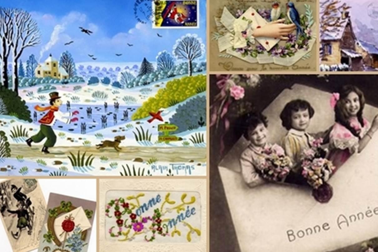 Merveilleuses histoires et cartes de voeux