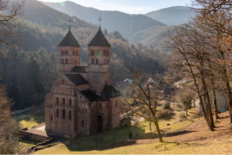 Conférence - Abbayes des Vosges