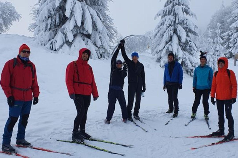 Ski nordique au Champ du Feu - Obernai et environs