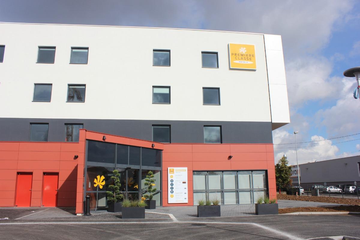 H tel premi re classe obernai for Hotels obernai