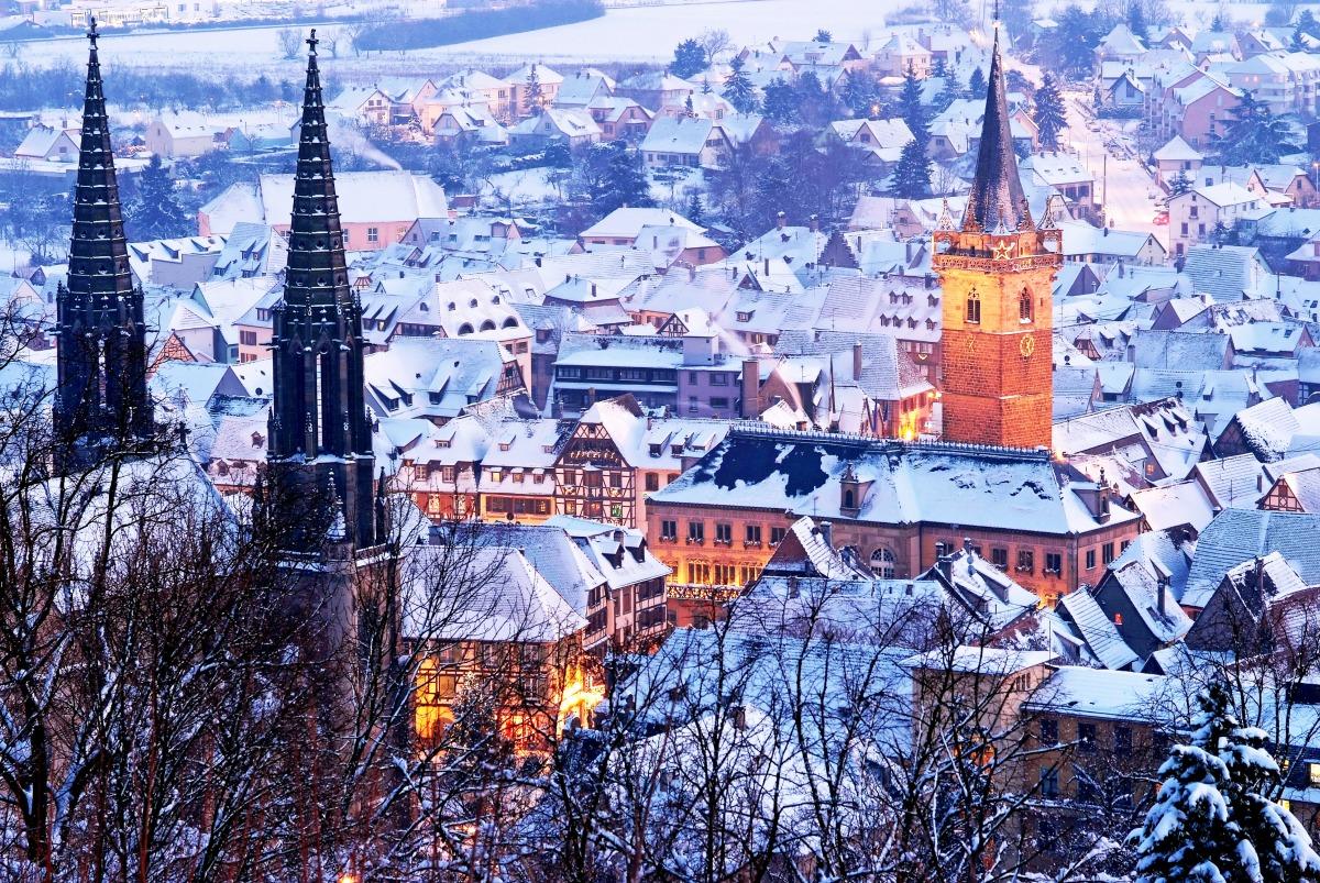 Visiter La Ville D Obernai