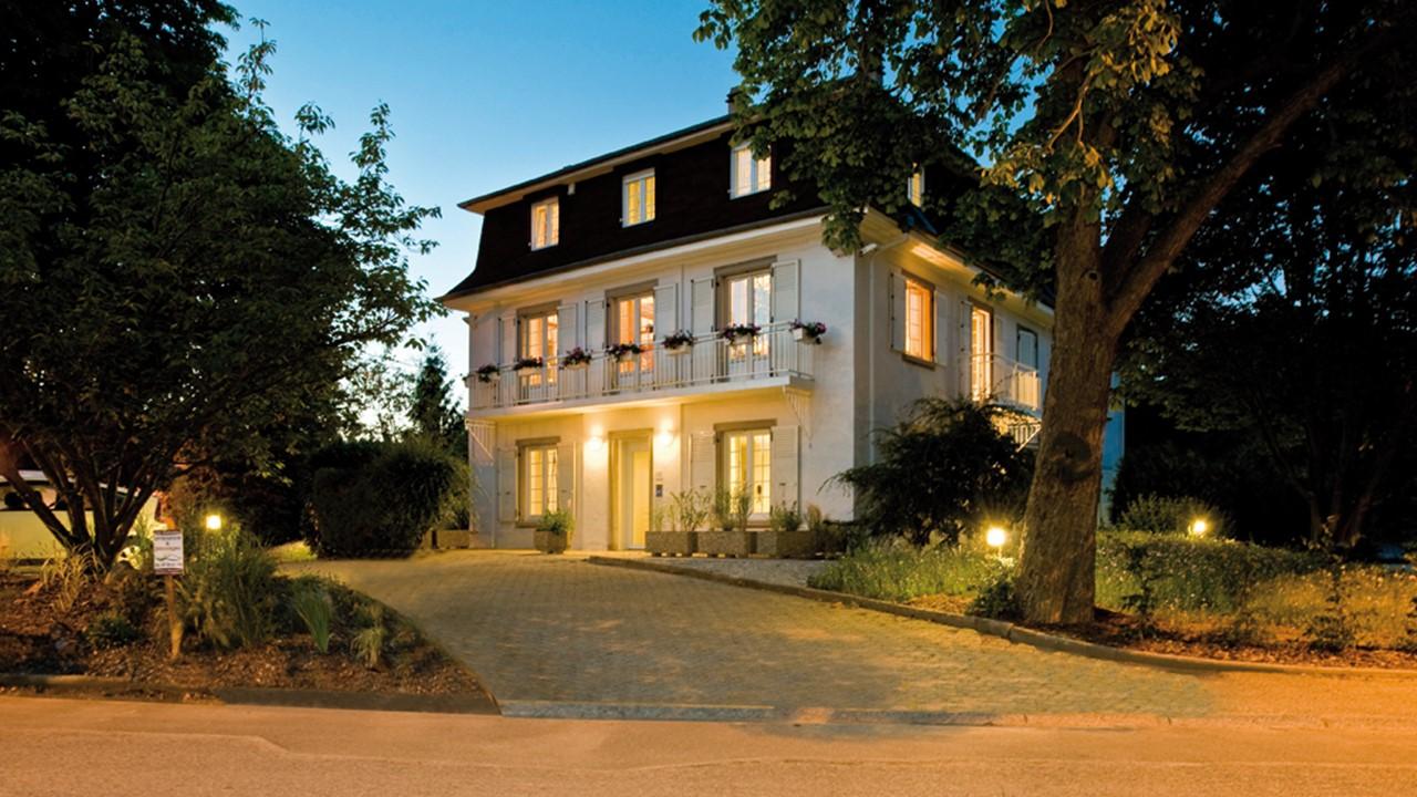 Appart h tel la villa bel air obernai for Appart hotel 95