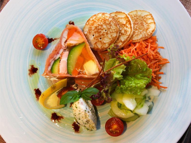 © Restaurant A la Truite