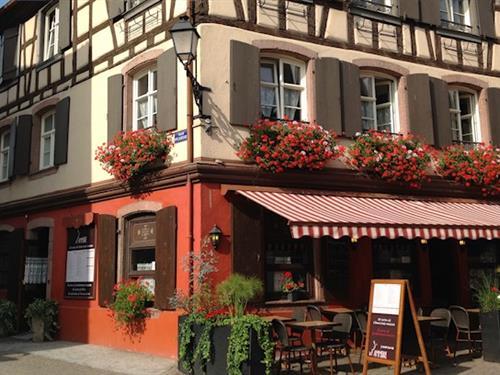 Restaurant La Flammerie