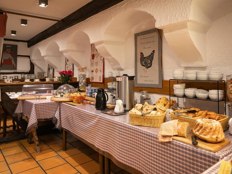 © Hôtel-restaurant Saint Nicolas