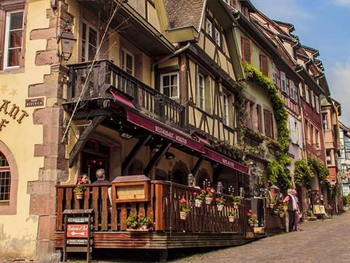 Hôtel-Restaurant Au Cerf