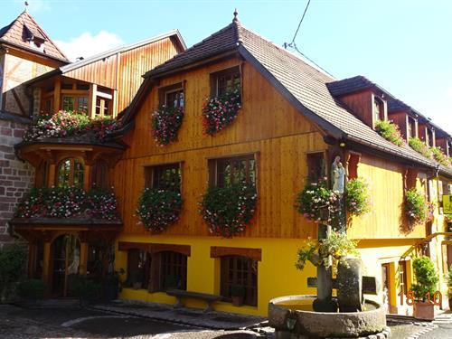 Hôtel (-restaurant) Auberge La Meunière