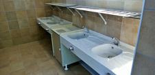 Bacs vaisselle camping de Riquewihr