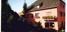 Gästehaus von Frau BECKER Suzanne