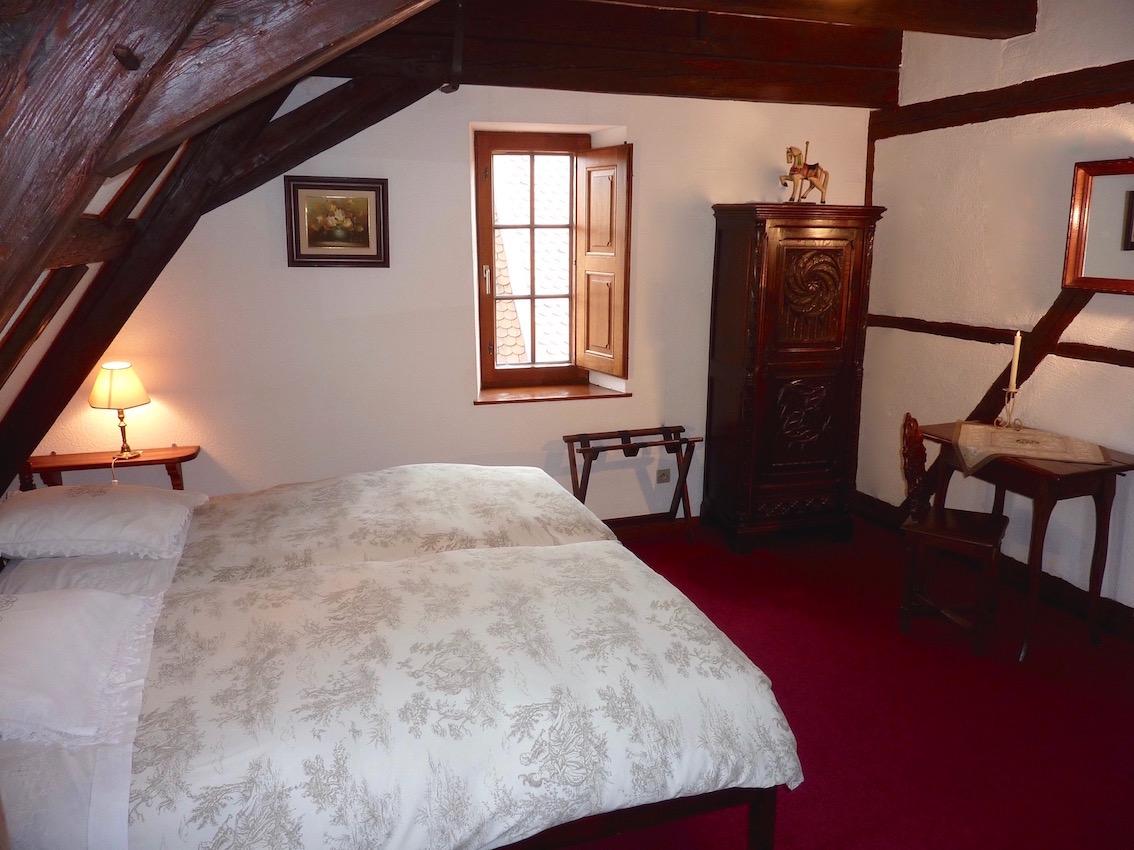 Gästehaus von Herr KIEFER Christophe - L'Adrihof