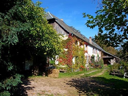 Maison d'hôtes de M. et Mme OUDIN - Ferme Lossow
