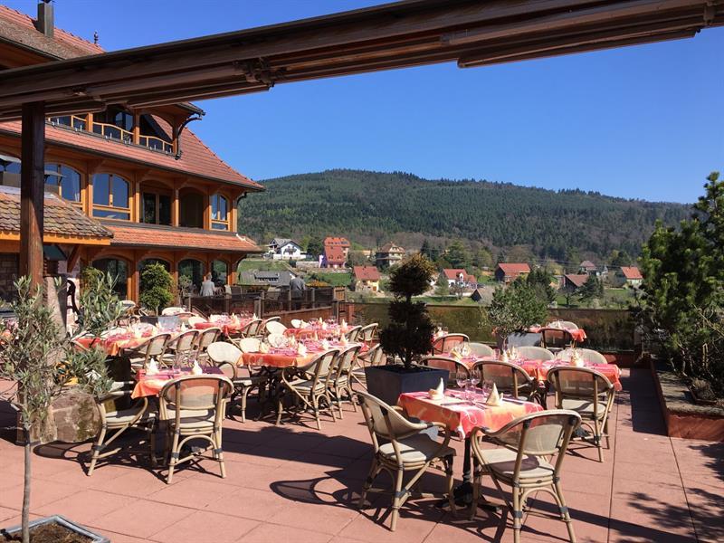 restaurant auberge la meuni re thannenkirch dpt 68 haut rhin alsace. Black Bedroom Furniture Sets. Home Design Ideas