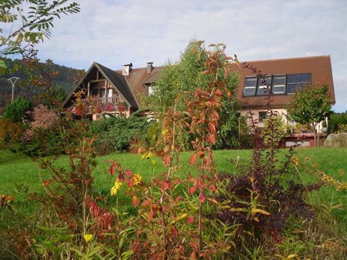 Meublé de tourisme STAEHLY Philippe - Gîtes du Taennchel - Le Chalet