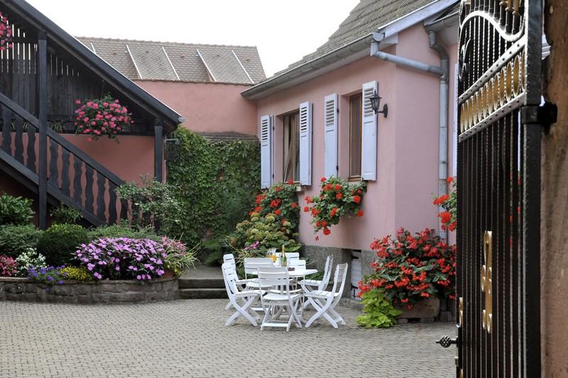 Meubl de tourisme weyer martin bergheim - Meuble martin ...