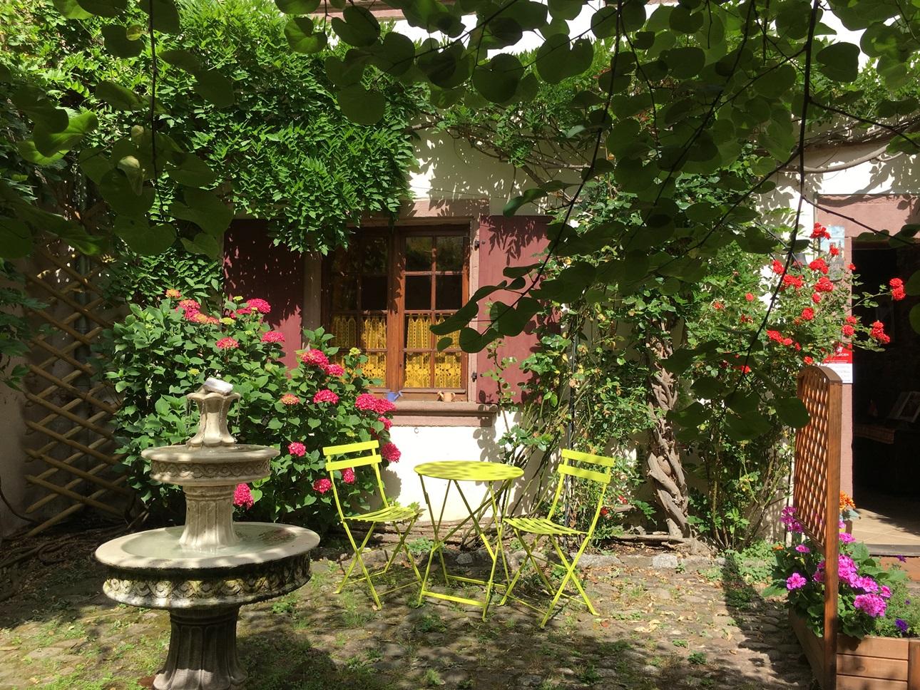 Meublé de tourisme - Gîte Alsacien - Kouglof