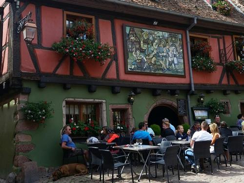 Restaurant Le Médiéval