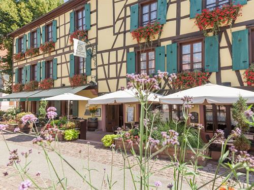 Hôtel (-restaurant) du Mouton