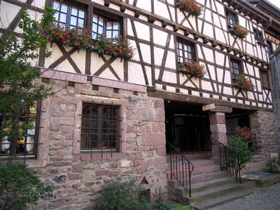Hôtel Caveau de l'Ami Fritz
