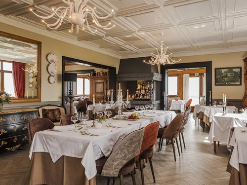 Restaurant Au Riesling - Famille Brand