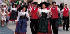 Alsatian festival