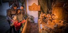 Nativity Scene Exhibition in Bergheim