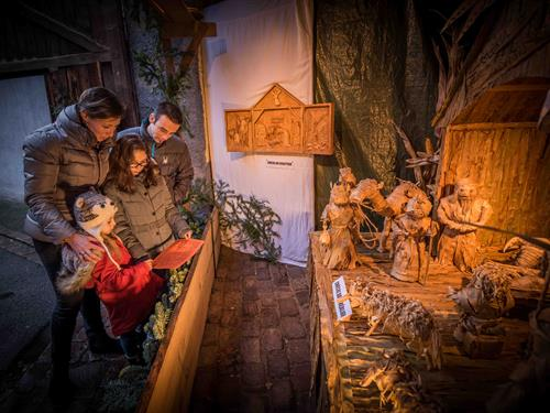 Nativity Scene Exhibition
