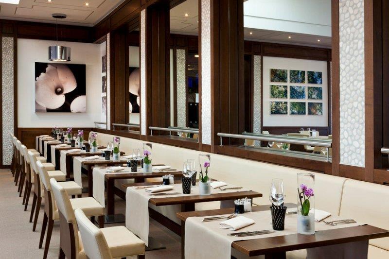 Salle du restaurant - Crédit : Fabrice Lambert