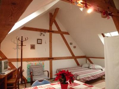Furnished tourist accommodation WANNER Simone