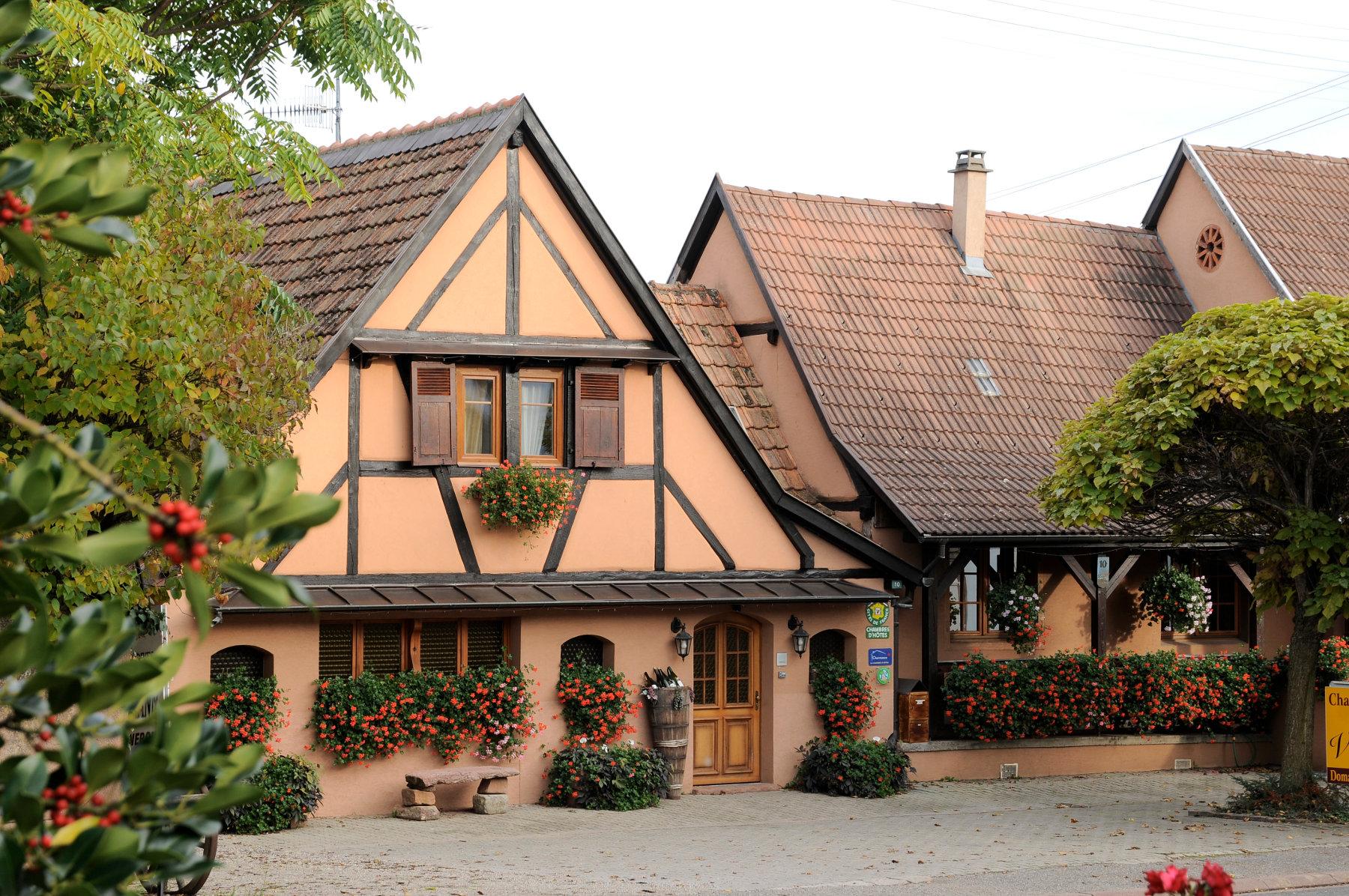Gästehaus von Herr und Frau ACKERMANN Vincent