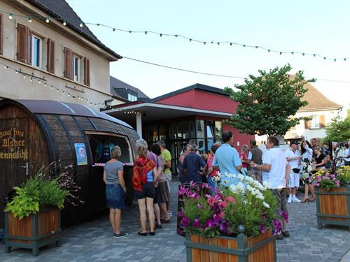 Sommerlicher Markt