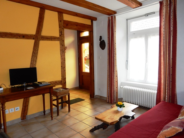 Furnished tourist accommodation WURTZ Roger /Riesling