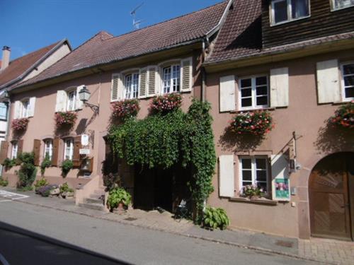Maison d'hôtes de Mme MAULER Claudine - Chambre 1
