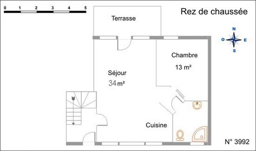 """Meublé de tourisme ZIRGEL Jean-Jacques / 'le Cerisier"""""""
