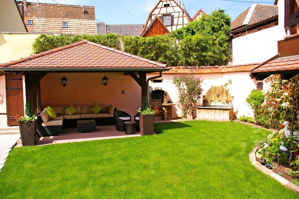 Gästehaus von Herr KRUGER Thierry / Le Clos des Raisins