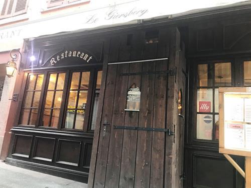 Restaurant Le Giersberg