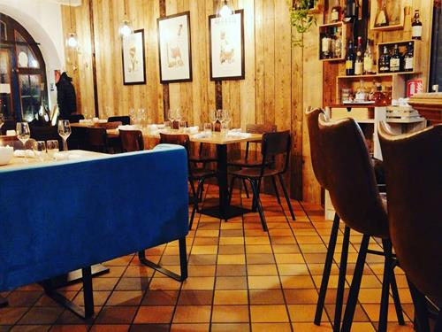 Restaurant A la Ville de Nancy