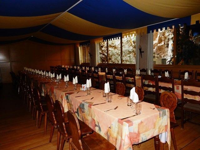 Hôtel-restaurant les trois châteaux