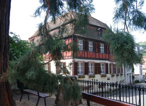 Maison d'hôtes - Hostellerie des Seigneurs de Ribeaupierre