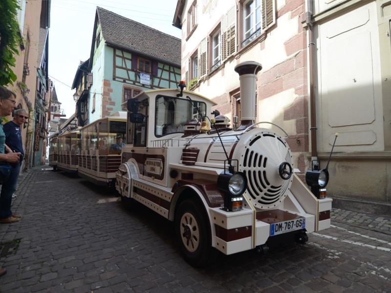 Petit Train de Riquewihr SAAT