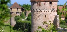 Circuit des remparts de Bergheim