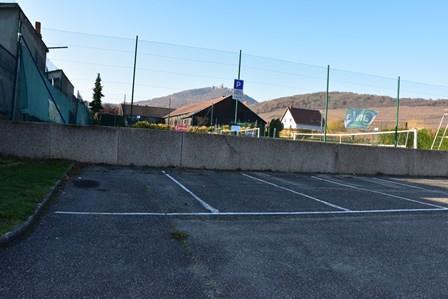 Aire de stationnement pour camping-car rue de la 5e DB