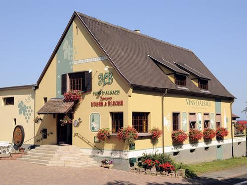 Domaine HUBER ET BLEGER & Wine and wine cellars of the Ribeauvillé and Riquewihr region in ...