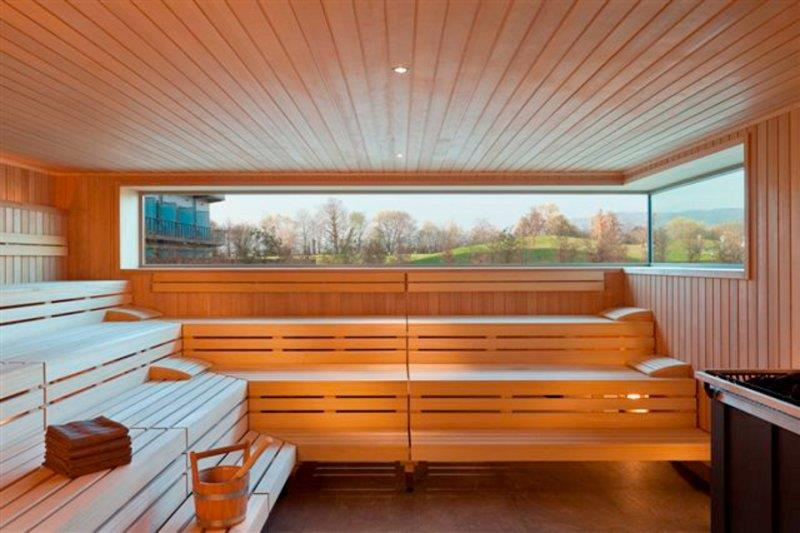 Sauna - Crédit : Fabrice Lambert