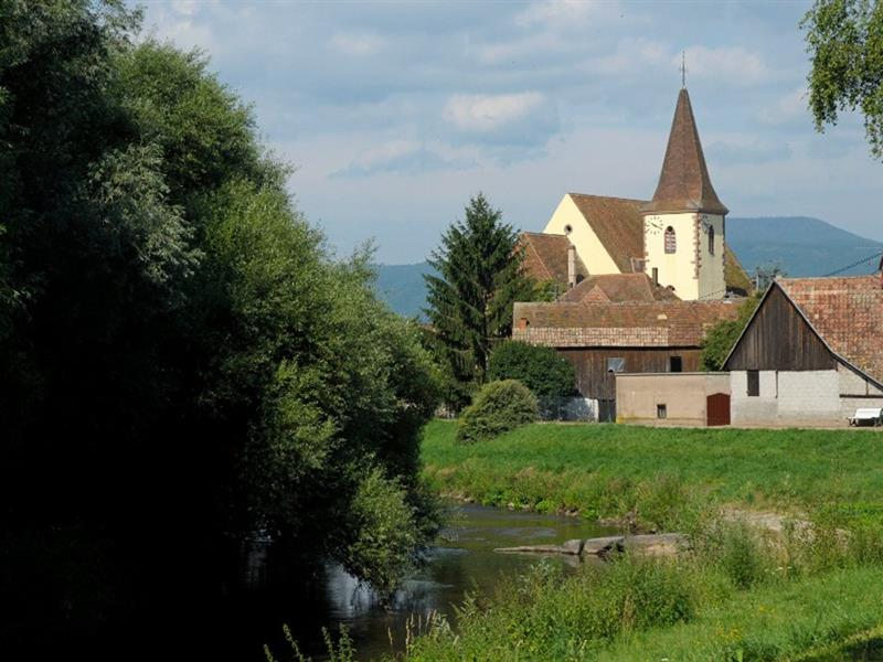 Guémar - Crédit photo : C Dumoulin / Office de Tourisme du Pays de Ribeauvillé et Riquewihr